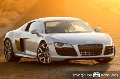 Insurance rates Audi R8 in Riverside
