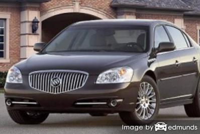 Insurance for Buick Lucerne