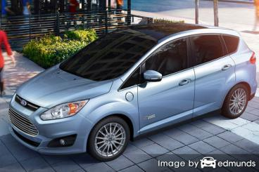 Insurance rates Ford C-Max Energi in Riverside