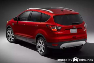 Insurance quote for Ford Escape in Riverside