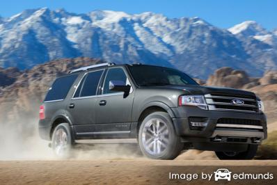 Discount Ford Expedition insurance
