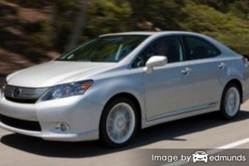 Insurance for Lexus HS 250h
