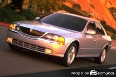 Discount Lincoln LS insurance