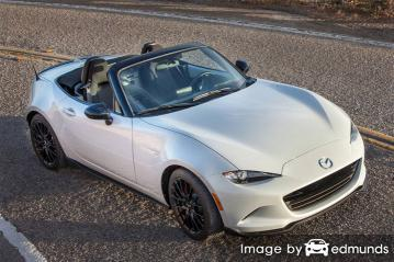 Insurance for Mazda MX-5 Miata