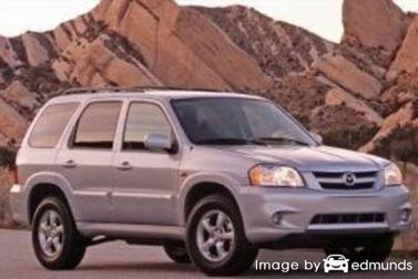 Insurance for Mazda Tribute
