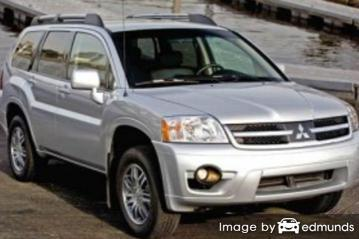 Insurance rates Mitsubishi Endeavor in Riverside