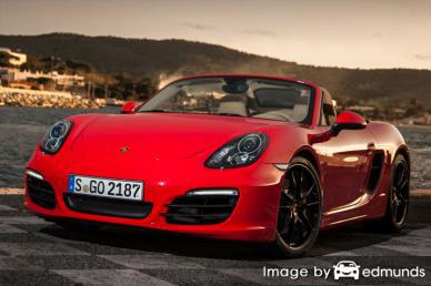 Insurance quote for Porsche Boxster in Riverside