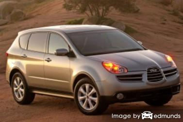 Insurance quote for Subaru B9 Tribeca in Riverside
