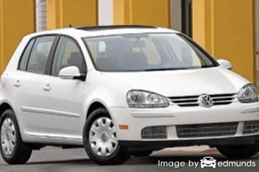 Insurance quote for Volkswagen Rabbit in Riverside